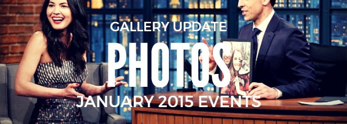 Photos: January 1015 Event Update