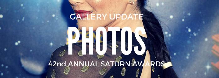 Photos: 42nd Annual Saturn Awards HQ